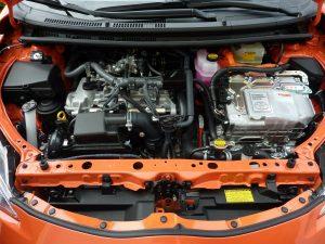 Car Engine_Close Up