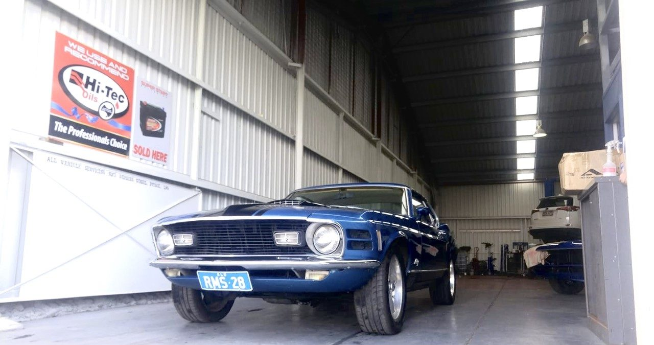 Classic Vehicle Restoration Toowoomba